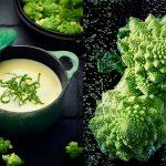 Ruokakuvaus-kukkakaali